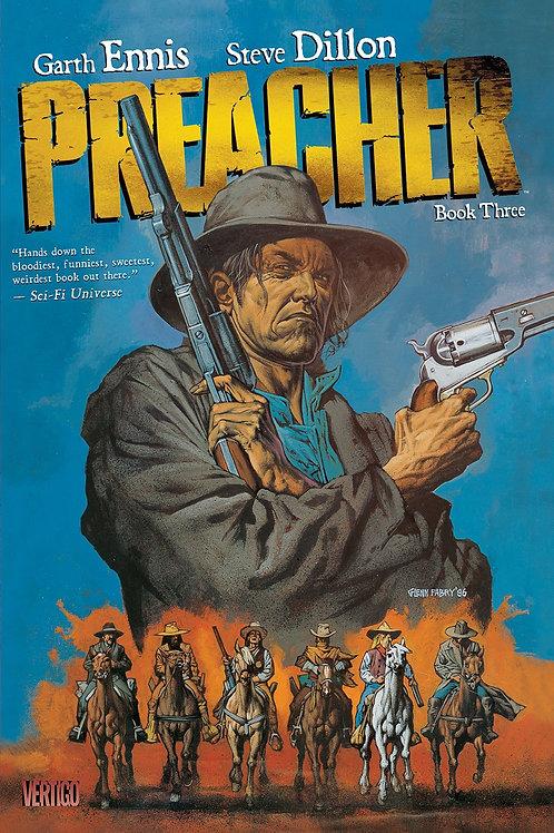 Preacher Book 3 (Garth Ennis & Steve Dillon)