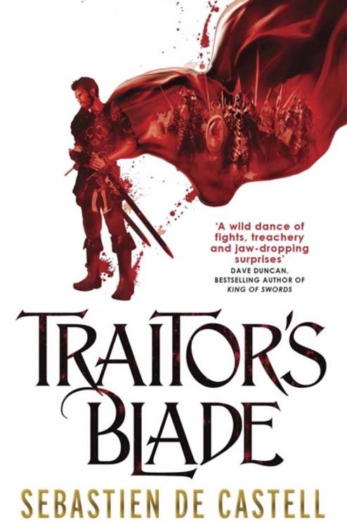 Traitors Blade (Sebastien De Castell)