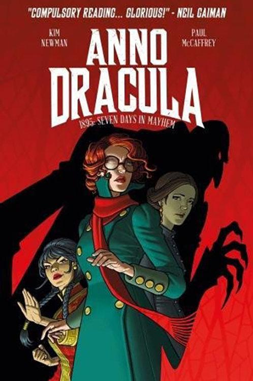 Anno Dracula 1895: Seven Days In Mayhem (Kim Newman & Paul McCaffrey)
