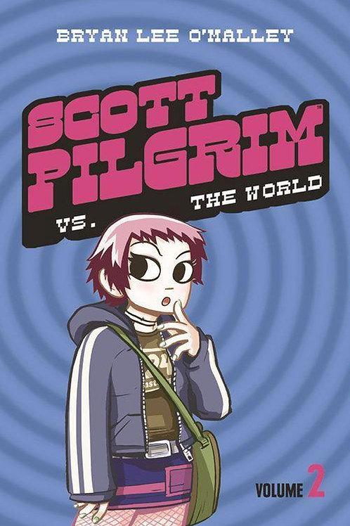 Scott Pilgrim Vs. The World Vol2 (Bryan Lee O'Malley)