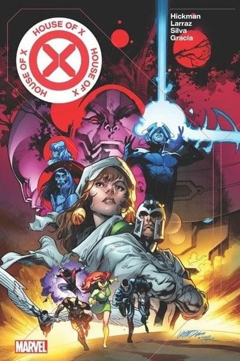 House Of X/Powers Of X (Jonathan Hickman &Pepe Larraz)