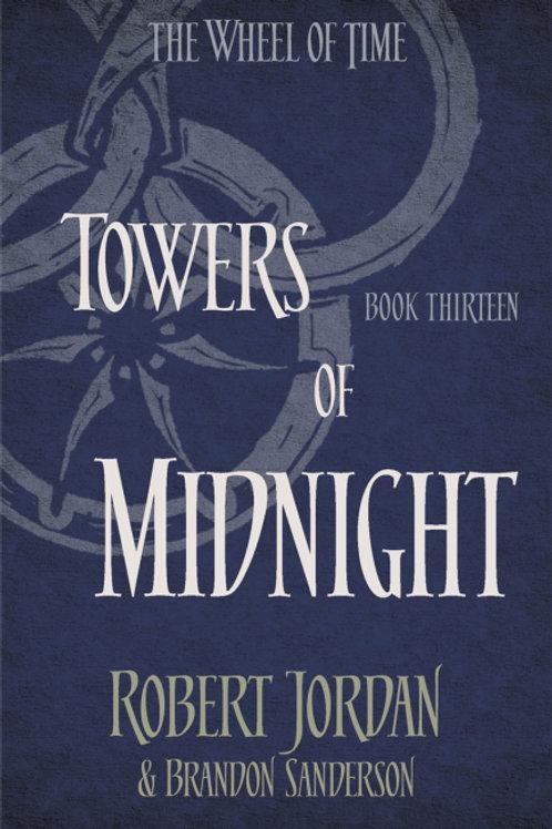 Towers of Midnight (ROBERT JORDAN & BRANDON SANDERSON)