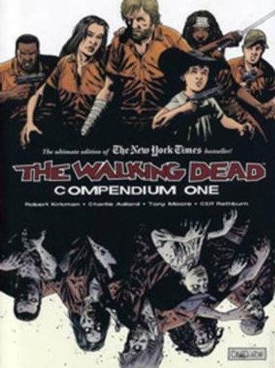 The Walking Dead Compendium Vol1 (Robert Kirkman &Charlie Adlard)