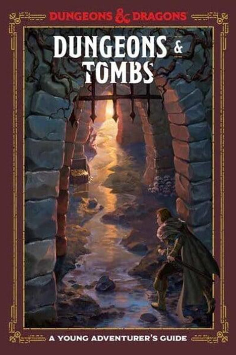 Dungeons & Tombs Dungeons & Dragons (A Young Adventurer's Guide)