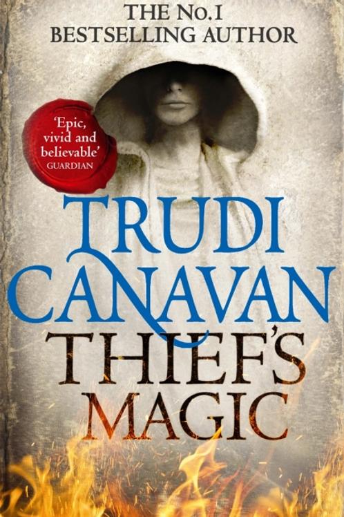 Thief's Magic (TRUDI CANAVAN)