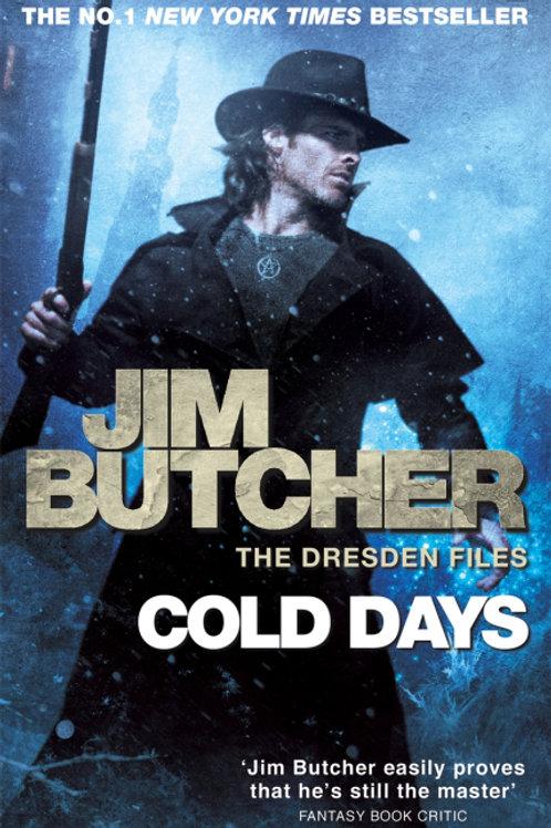 Cold Days (JIM BUTCHER)