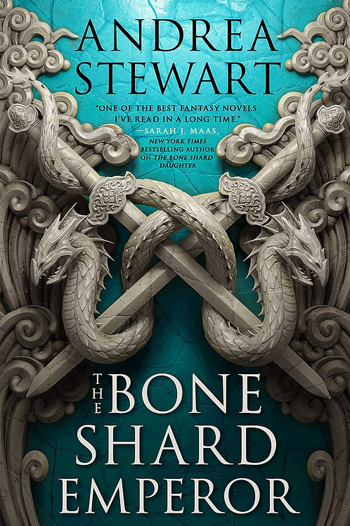 The Bone Shard Emperor (Andrea Stewart)