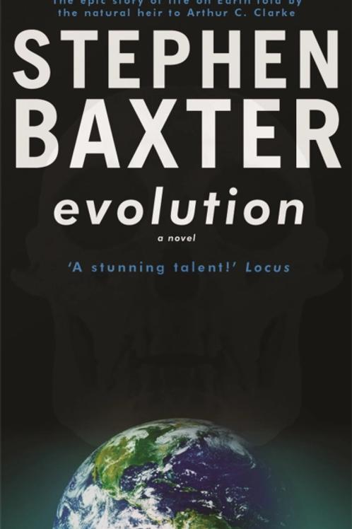 Evolution (STEPHAN BAXTER)