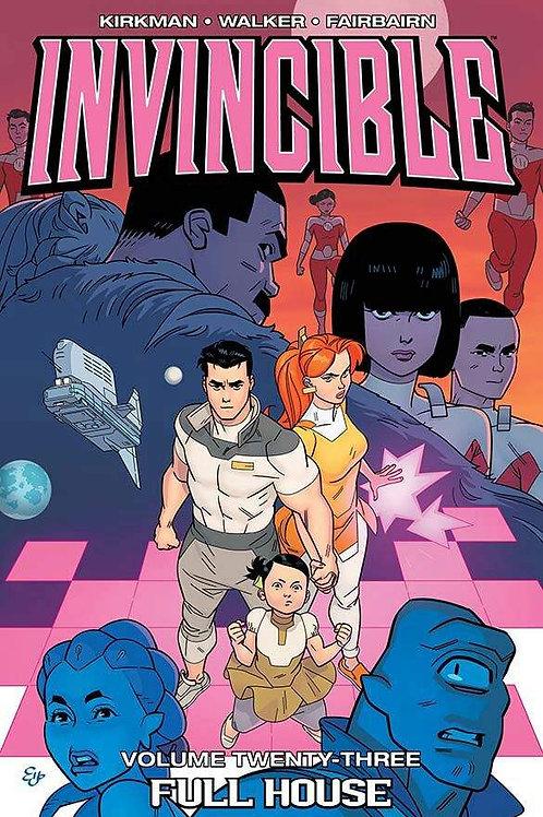 Invincible Vol23: Full House (Robert Kirkman, Cory Walker & Ryan Ottley)