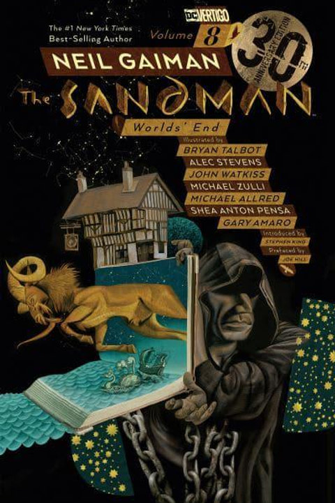 The Sandman Vol8: World's End(Neil Gaiman & Bryan Talbot)