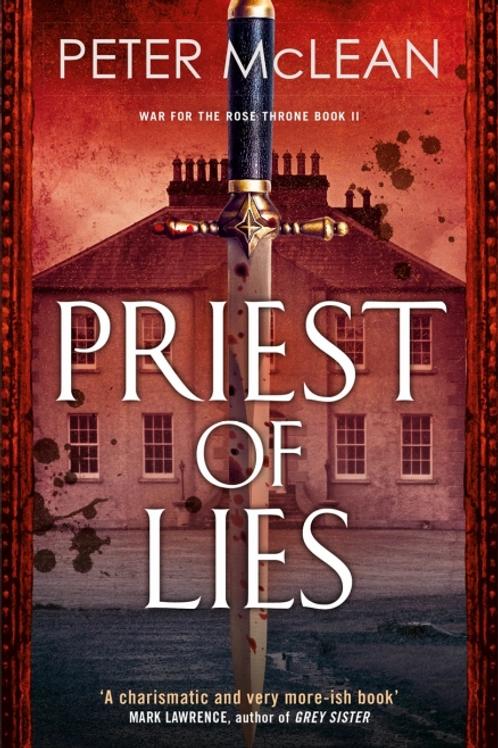 Priest of Lies (Peter McLean)