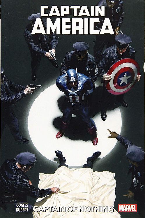 Captain America Vol2: Captain Of Nothing (Ta-Nehisi Coates & Adam Kubert)
