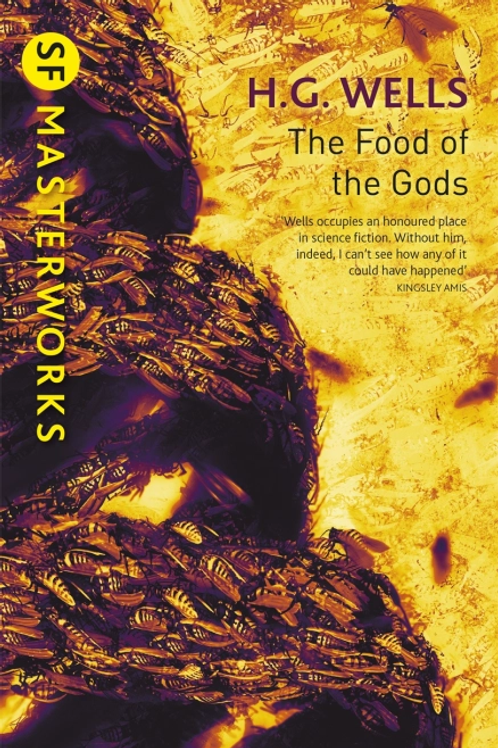The Food Of The Gods (H.G. WELLS)