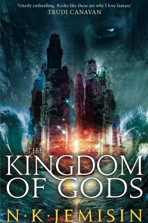 The Kingdom of the Gods (N K JEMISIN)