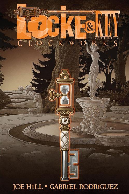 Locke & Key Vol 5: Clockworks (Joe Hill & Gabriel Rodriguez)