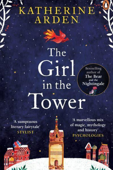 The Girl in the Tower (Katherine Arden)