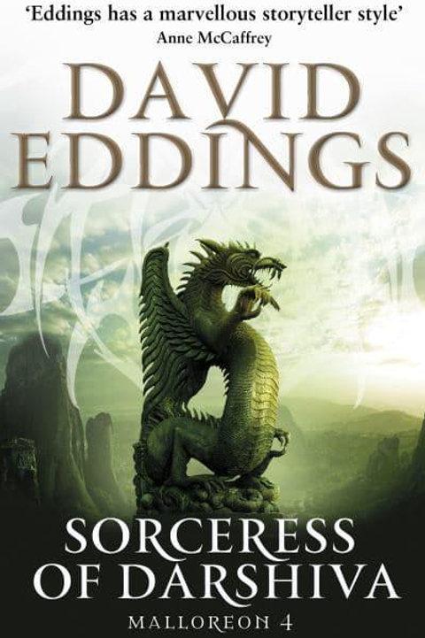 The Sorceress of Darshiva (David Eddings)