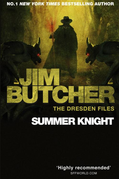 Summer Knight (JIM BUTCHER)
