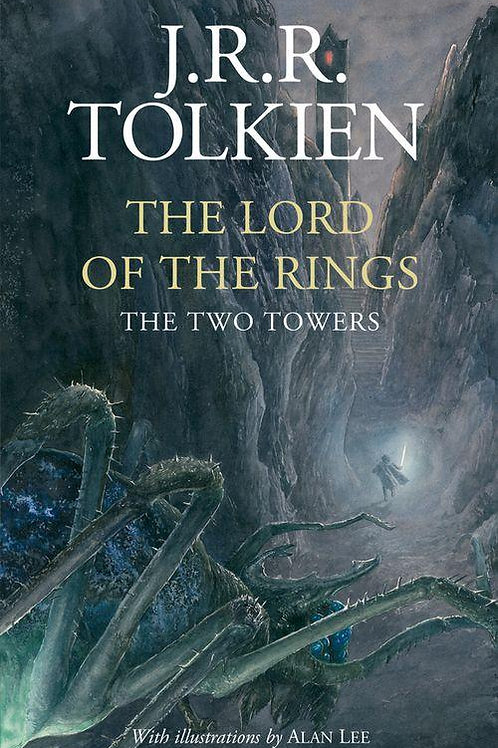 The Two Towers (J. R. R.Tolkien, Alan Lee illustrator)