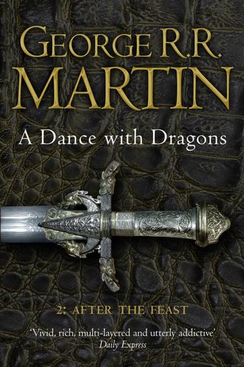 A Dance With Dragons: After the Feast (George R. R. Martin)