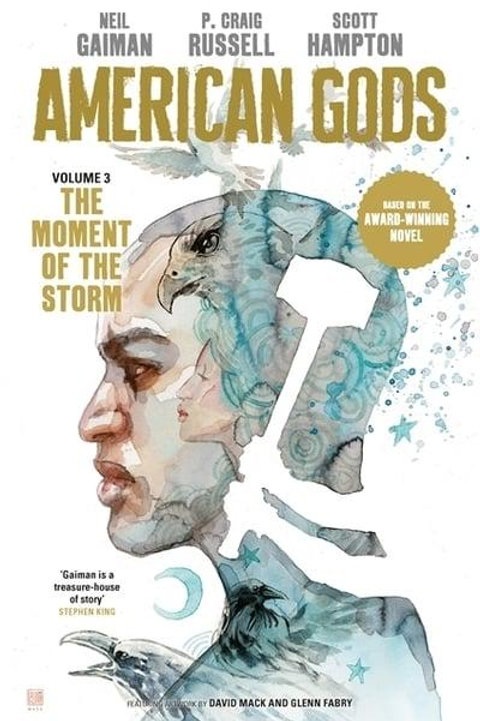 American Gods Vol3: The Moment Of The Storm (Neil Gaiman &P. Craig Russell)