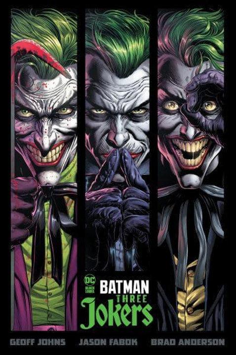 Batman: Three Jokers (Geoff Johns &Jason Fabok)