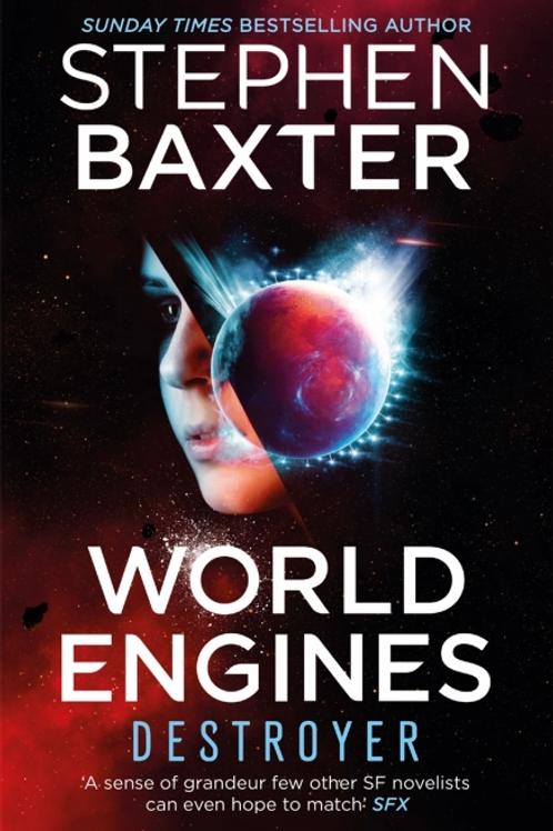 World Engines: Destroyer (STEPHAN BAXTER)