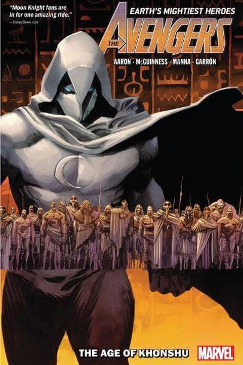 Avengers Vol7: The Age Of Khonshu (Jason Aaron &Ed McGuinness)
