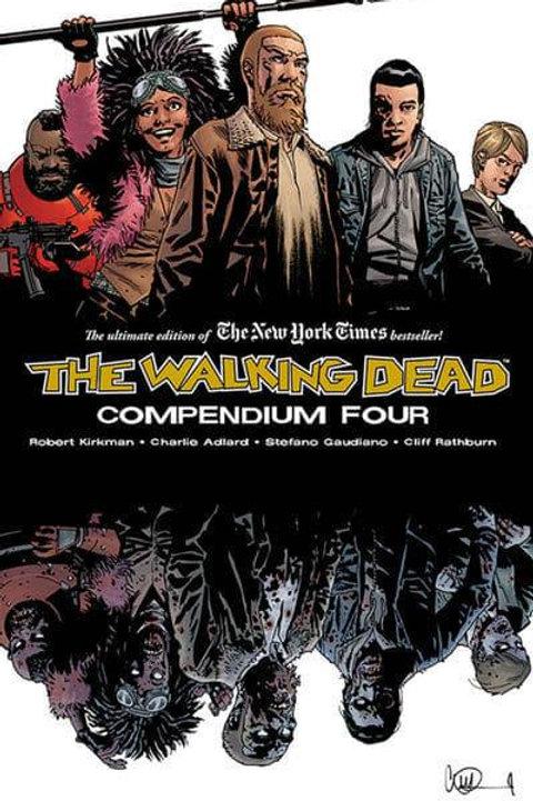 The Walking DeadCompendium Vol4 (Robert Kirkman &Charlie Adlard)