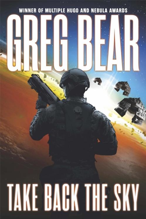 Take Back the Sky (GREG BEAR)