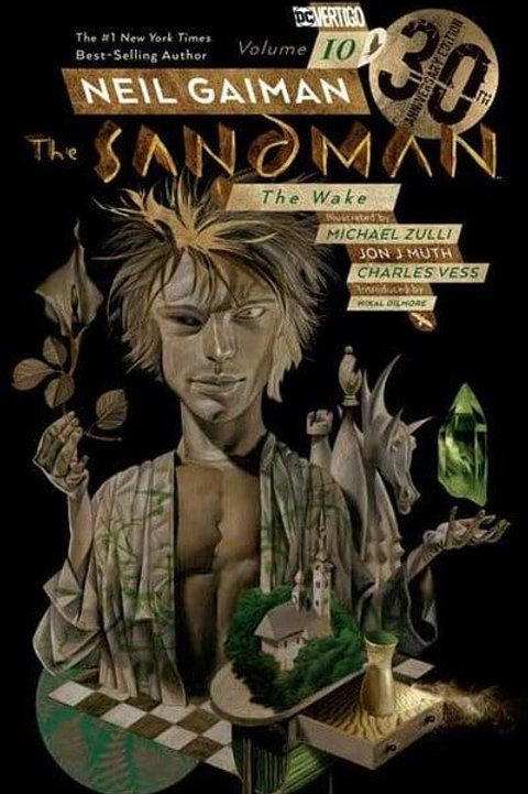 The Sandman Vol10: The Wake(Neil Gaiman & Michael Zulli)