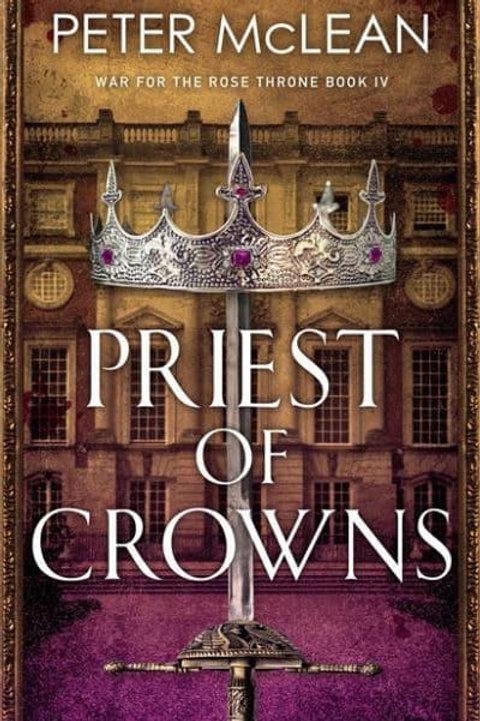 Priest of Crowns (Peter McLean)