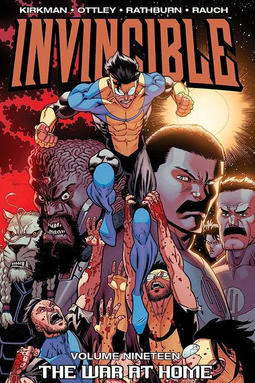 Invincible Vol19: The War At Home (Robert Kirkman &Ryan Ottley)