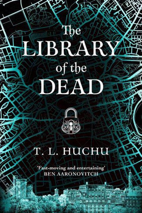Library of the Dead (T. L. Huchu)