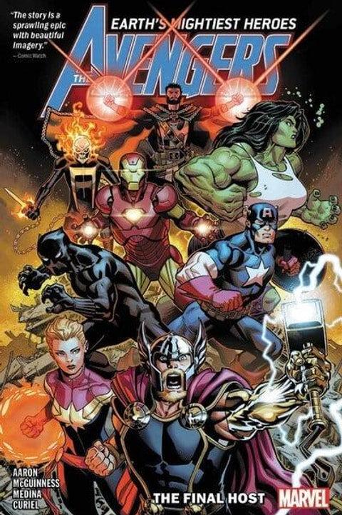 Avengers Vol1: The Final Host (Jason Aaron & Ed McGuinness)