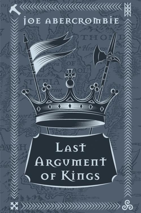 Last Argument Of Kings HB (Joe Abercrombie)