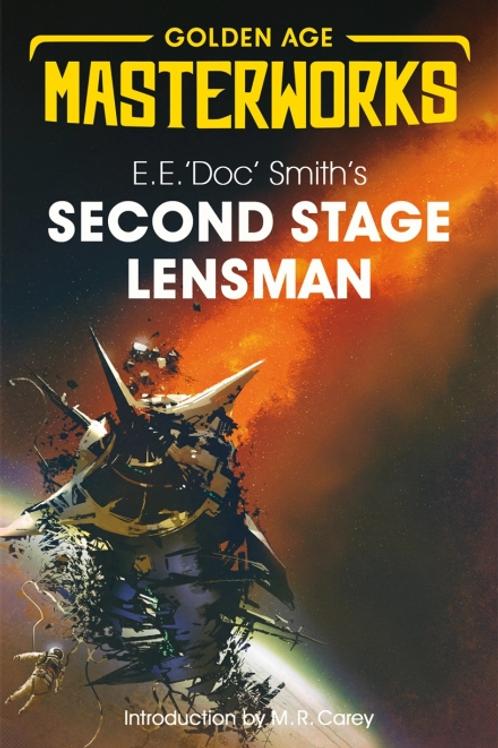 Second Stage Lensmen (DOC E.E. SMITH)