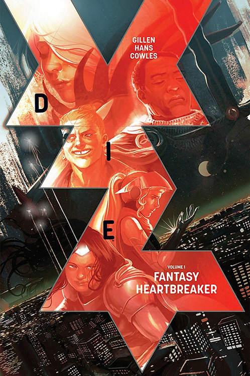 Die Vol1: Fantasy Heartbreaker (Kieron Gillen & Stephanie Hans)