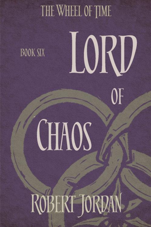 Lord of Chaos (ROBERT JORDAN)
