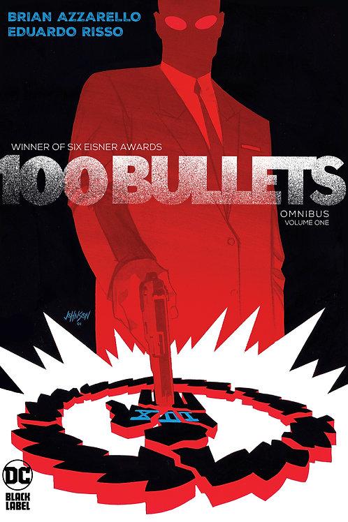 100 Bullets Omnibus Vol 1 (Brian Azzarello & Eduardo Risso)