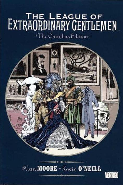The League Of Extraordinary Gentlemen Vol1 &Vol2 Omnibus (Alan Moore)