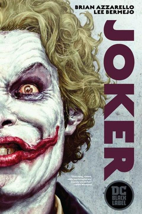 Joker (Brian Azzarello & Lee Bermejo)
