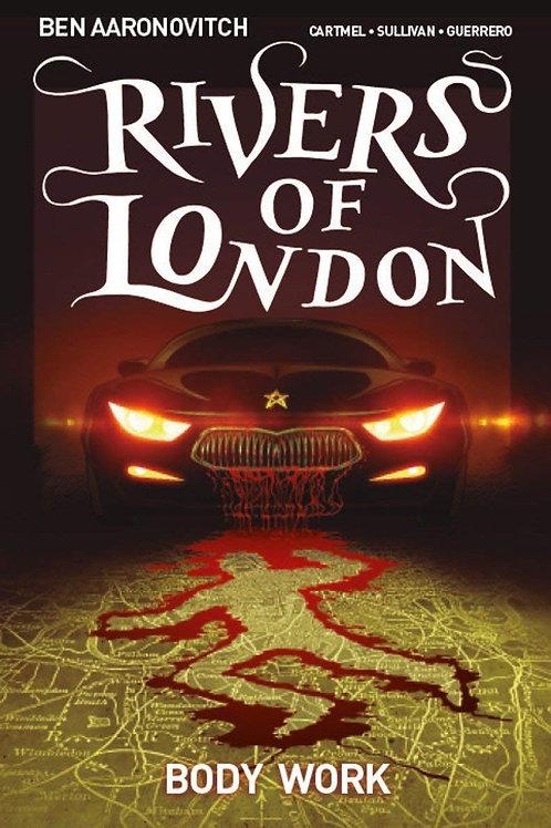 Rivers Of London Vol 1: Body Of Work (Ben Aaronovitch & Andrew Cartmel)
