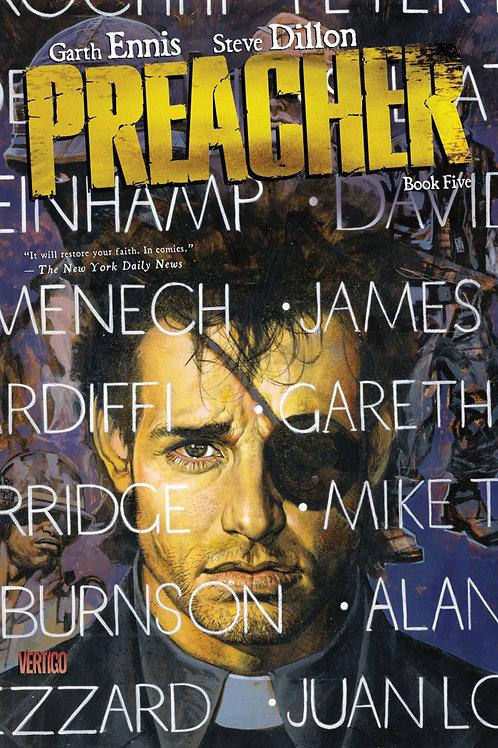 Preacher Book 5 (Garth Ennis & Steve Dillon)