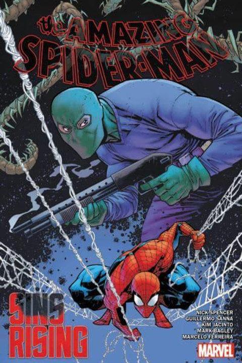 The Amazing Spider-ManVol9: Sins Rising (Nick Spencer &Kim Jacinto)