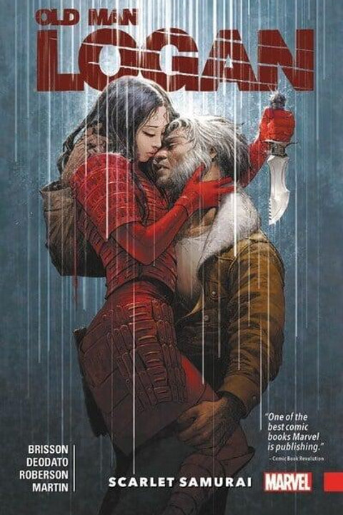 Old Man Logan Vol7: Scarlet Samurai (Ed Brisson & Mike Deodato)