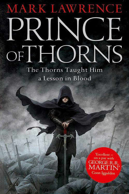 Prince of Thorns (Mark Lawrence)