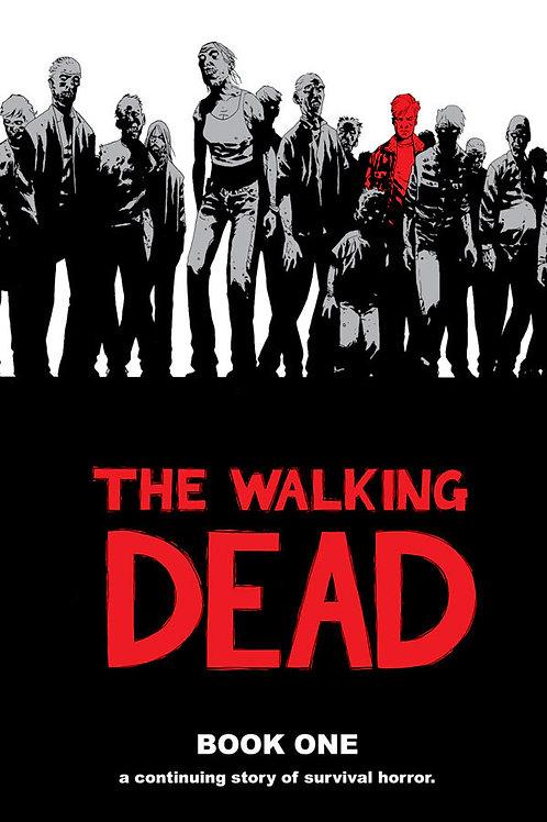 The Walking Dead Book 1 (Robert Kirkman &Tony Moore)