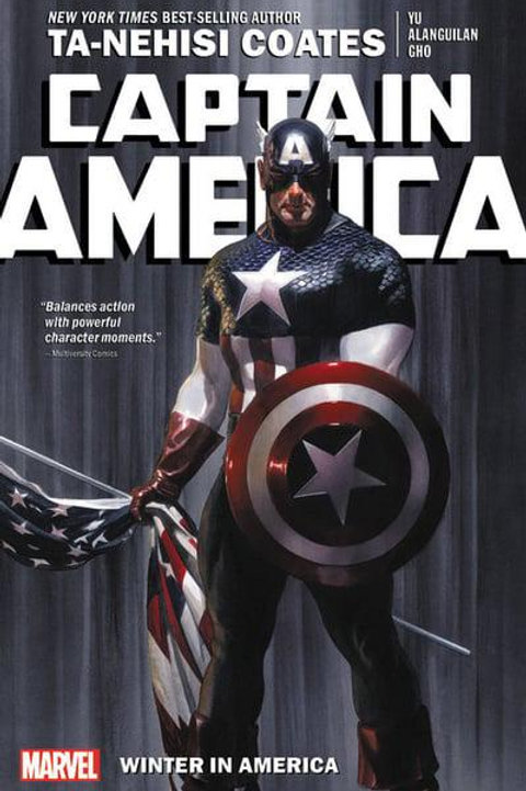 Captain AmericaVol1: Winter In America (Ta-Nehisi Coates & Leinil Francis Yu)