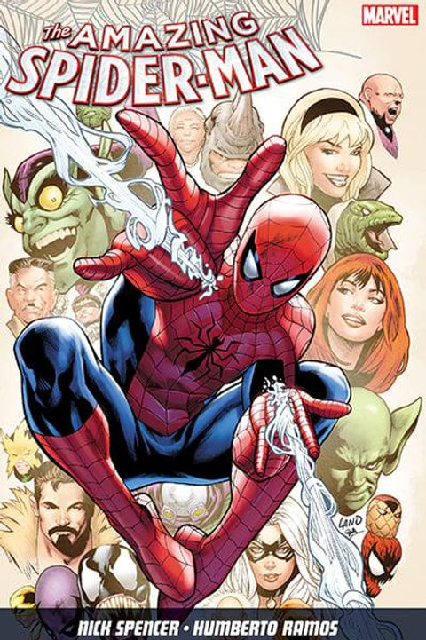 The Amazing Spider-Man Vol 2: Friends And Foes (Nick Spencer & Humberto Ramos)